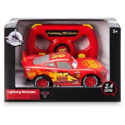 Coche teledirigido de Rayo McQueen de Disney Pixar Cars 3