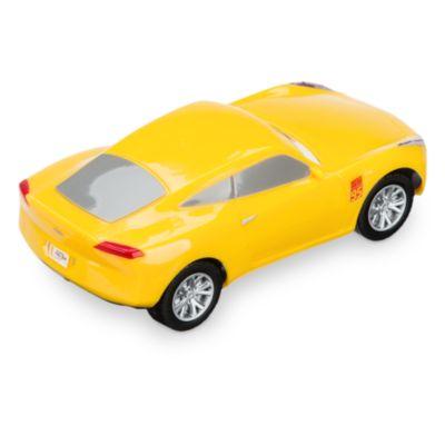 Automobilina con telecomando Disney Pixar Cars 3, Cruz Ramirez