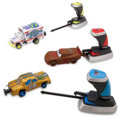 Crash set da 3 pezzi Thunder Hollow Crazy 8's Demolition Disney Pixar Cars 3