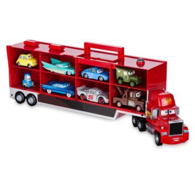 mack die cast carrier set disney pixar cars 3. Black Bedroom Furniture Sets. Home Design Ideas
