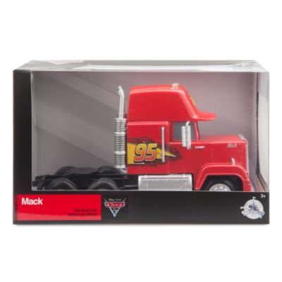 Mack a escala exclusivo, Disney Pixar Cars 3