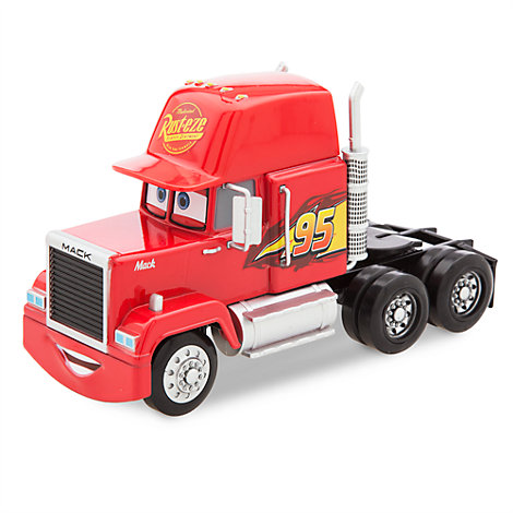 Deluxe Mack Die-Cast, Disney Pixar Cars 3