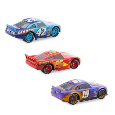 Macchinine Disney Pixar Cars 3, set di 3