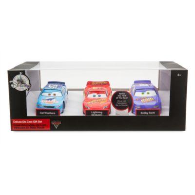 Disney Pixar Biler 3 formstøbte modeller, sæt med 3