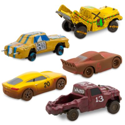 Disney/Pixar Cars 3 - Set mit 5 Die Cast Modellen