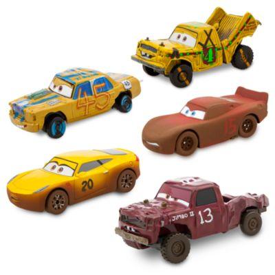 Macchinine Disney Pixar Cars 3, set di 5