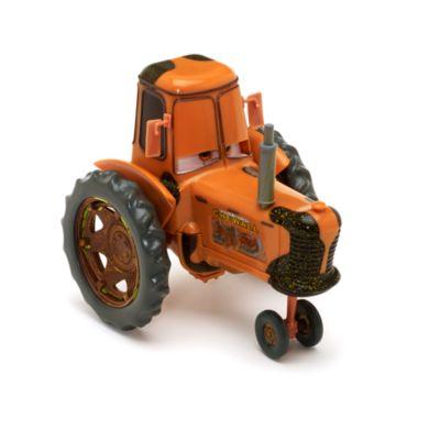 Disney Pixar Cars - Kippender Traktor mit Rückzugfeder