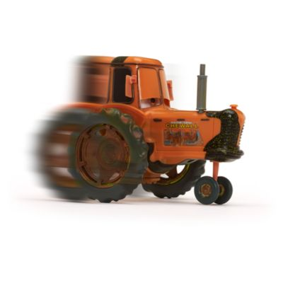Tipping Tractor Pullback Car, Disney Pixar Cars