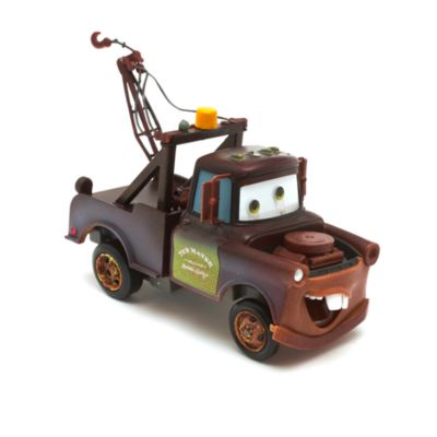 Mater Pullback Car, Disney Pixar Cars
