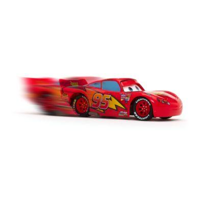 Lightning McQueen Pullback Car, Disney Pixar Cars
