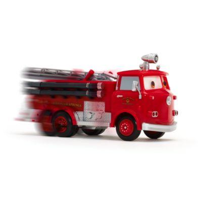 Disney Pixar Cars - Red Feuerwehrauto mit Rückzugfeder