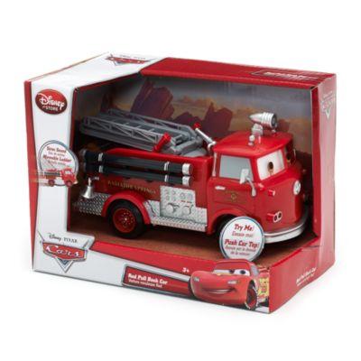 Red Pullback Car, Disney Pixar Cars