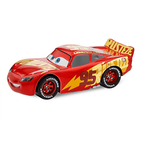 Voiture miniature Flash McQueen, Disney Pixar Cars3