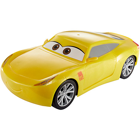 Cruz Ramirez Movie Moves Figure, Disney Pixar Cars 3