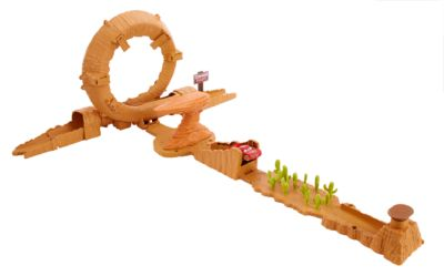 Set de pista transformable del Monte Willy, Disney Pixar Cars 3