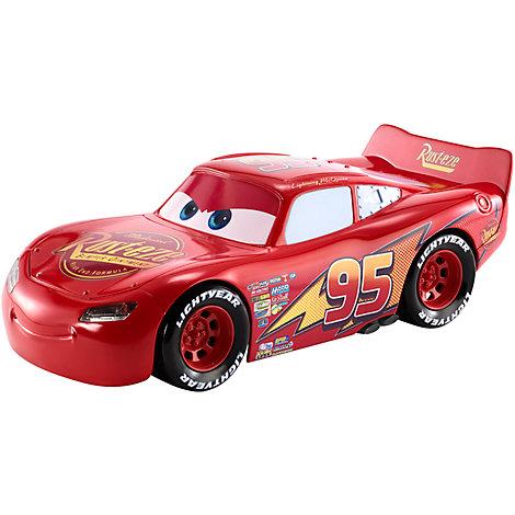 Lightning McQueen Movie Moves Figure, Disney Pixar Cars 3
