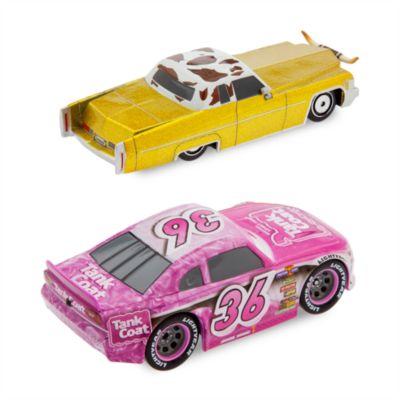 Disney/Pixar Cars3 - Die Casts von Tex Dinoco und Reb Meeker