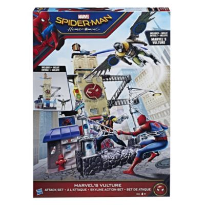 Spider-Man Homecoming - Web City Spielset