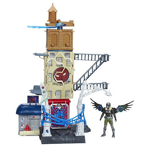 Set de juego Web City de Spider-Man Homecoming