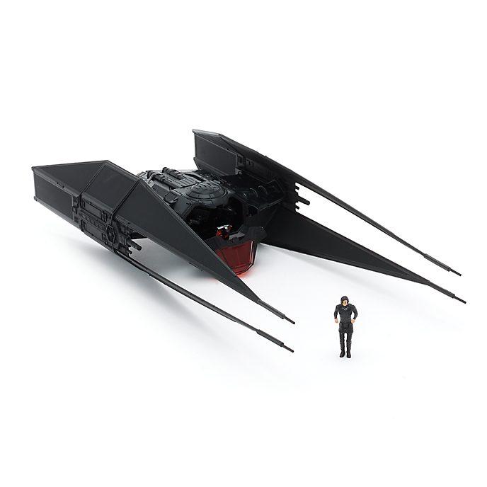 Disney Store Figurines Kylo Ren et vaisseau TIE