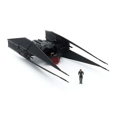 Kylo Ren und TIE Fighter - Figurenset
