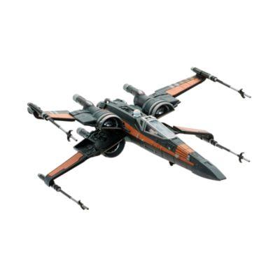 Set personaggi Poe Dameron e X-wing Fighter