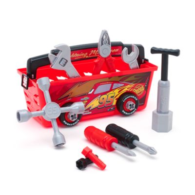 Disney Pixar Cars 3 Toolbox