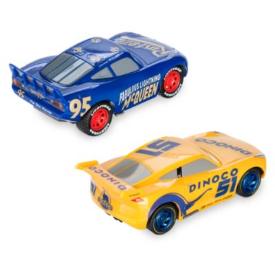 Fabulous Lightning McQueen and Cruz Ramirez Remote Control Twin Pack
