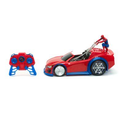 "Spider-Man: Homecoming ""Web Wheelie"" fjernstyret bil"