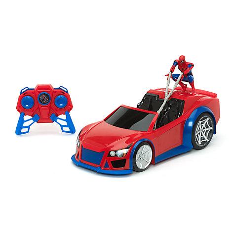 Coche teledirigido ''Web Wheelie'' de Spider-Man: Homecoming