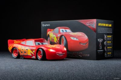 Ultimate Lightning McQueen App-Enabled Sphero Figure, Disney Pixar Cars