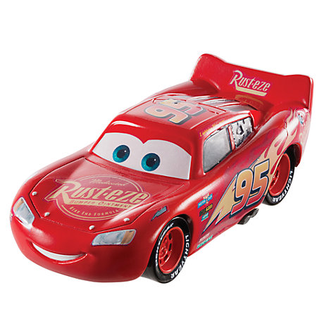 macchinina disney pixar cars 3 saetta mcqueen. Black Bedroom Furniture Sets. Home Design Ideas