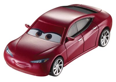 Natalie Certain Die-Cast, Disney Pixar Cars 3