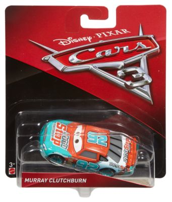 Murray Clutchburn Die-Cast, Disney Pixar Cars 3