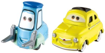 Luigi and Guido Die-Casts, Disney Pixar Cars 3