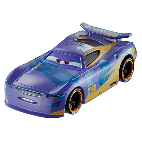 Daniel Swervez formgjuten figur, Disney Pixar Bilar 3
