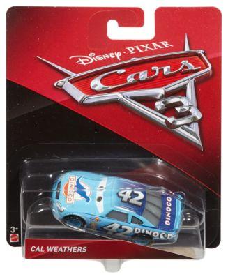 Voiture miniature Cal Weathers, Disney Pixar Cars3
