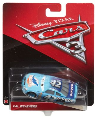 Vehículo a escala Cal Weathers, Disney Pixar Cars3