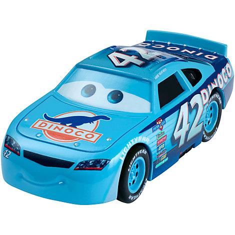 Cal Weathers formgjuten figur, Disney Pixar Bilar 3