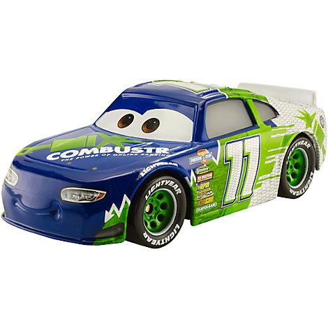 Vehículo a escala Chip Gearings, Disney Pixar Cars3