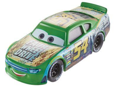 Tommy Highbanks formgjuten figur, Disney Pixar Bilar 3