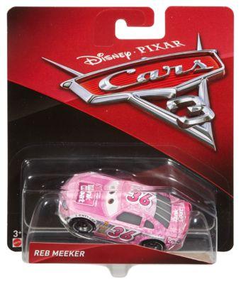 Vehículo a escala Reb Meeker, Disney Pixar Cars3