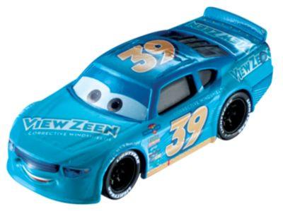 Voiture miniature Buck Bearingly, Disney Pixar Cars3