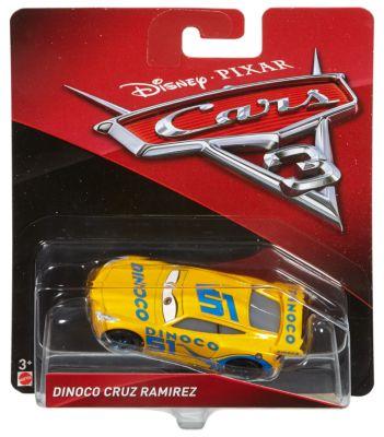 Dinoco Cruz Ramirez Die-Cast, Disney Pixar Cars 3