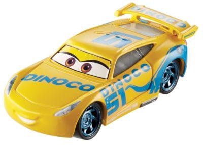 Dinoco Cruz Ramirez formgjuten figur, Disney Pixar Bilar 3