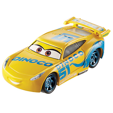 Disney/Pixar Cars 3 - Die Cast Dinoco Cruz Ramirez