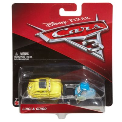 Luigi and Guido Die-Casts, Disney Pixar Cars 3