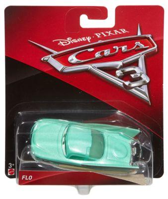 Voiture miniature Flo, Disney Pixar Cars3