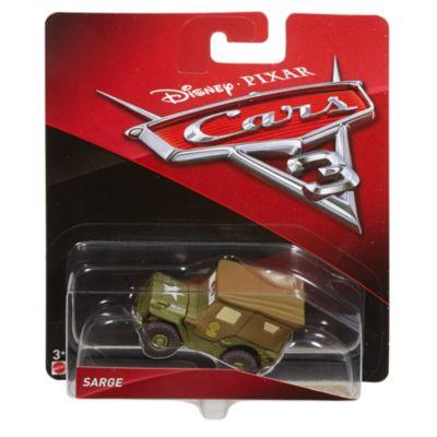Vehículo a escala Sargen, Disney Pixar Cars3