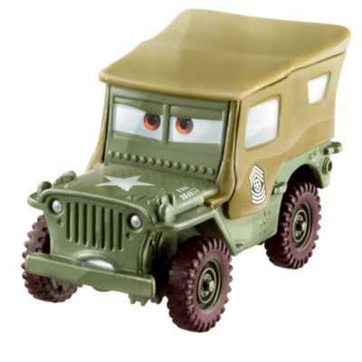 Disney/Pixar Cars 3 - Die Cast Sarge